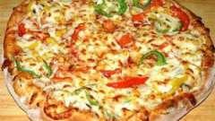 Рецепти низькокалорійної піци