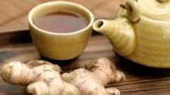 Рецепти приготування імбирного чаю
