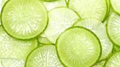 Редька зелена: корисні властивості