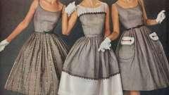 Ретро сукні - моделі минулого з рисами сучасності