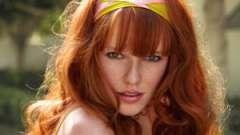Рудий колір волосся - один крок до вогненної бестії