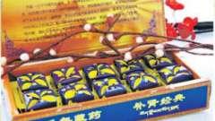 «Шей чи шен тян» тибетський препарат для підвищення чоловічої сили