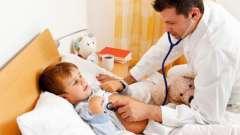 Особливості розвитку панкреатиту у дітей