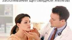 Симптоми і ознаки щитовидки у жінки