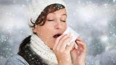Симптоми, лікування і профілактика застуди
