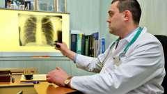 Симптоми при запаленні легенів