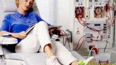 Стадії, ознаки та методи ефективної боротьби з нирковою недостатністю