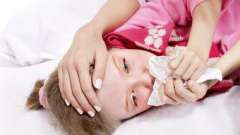 Стеноз гортані у дітей - невідкладна перша допомога