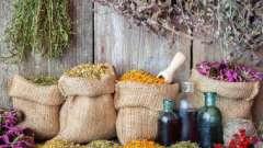 Трав`яний грудної збір проти кашлю