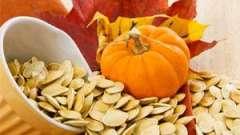 Гарбузове насіння: чим корисні для чоловіків?