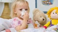 У дитини часто нежить