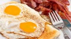 У яких продуктах міститься багато холестерину