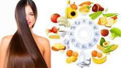 Вітаміни для краси шкіри волосся нігтів