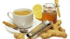Східний секрет - імбирний чай для схуднення