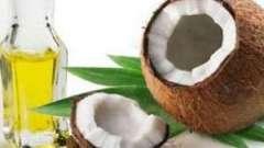 Шкода кокосового масла