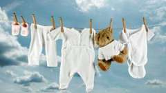 Вибираємо речі для новонароджених