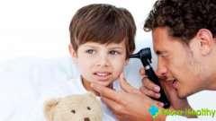 Захворювання середнього вуха: основні види, ознаки, лікування і профілактика