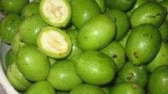 Зелені волоські горіхи: рецепти народної медицини