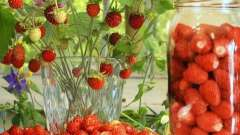 Суничний компот - смачно, ароматно і неймовірно корисно!