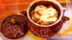 Печеня в горщиках - традиційне слов`янське блюдо