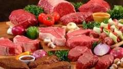 Залізо в продуктах харчування - вивчаємо потребу в елементі і його біодоступність
