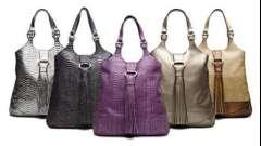 Жіночі сумки - мода 2013, основні тенденції