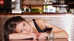 Жіночий алкоголізм - медико-соціальна проблема, що має свої особливості