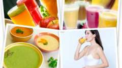 Рідка дієта для схуднення. Схуднути за п`ять днів